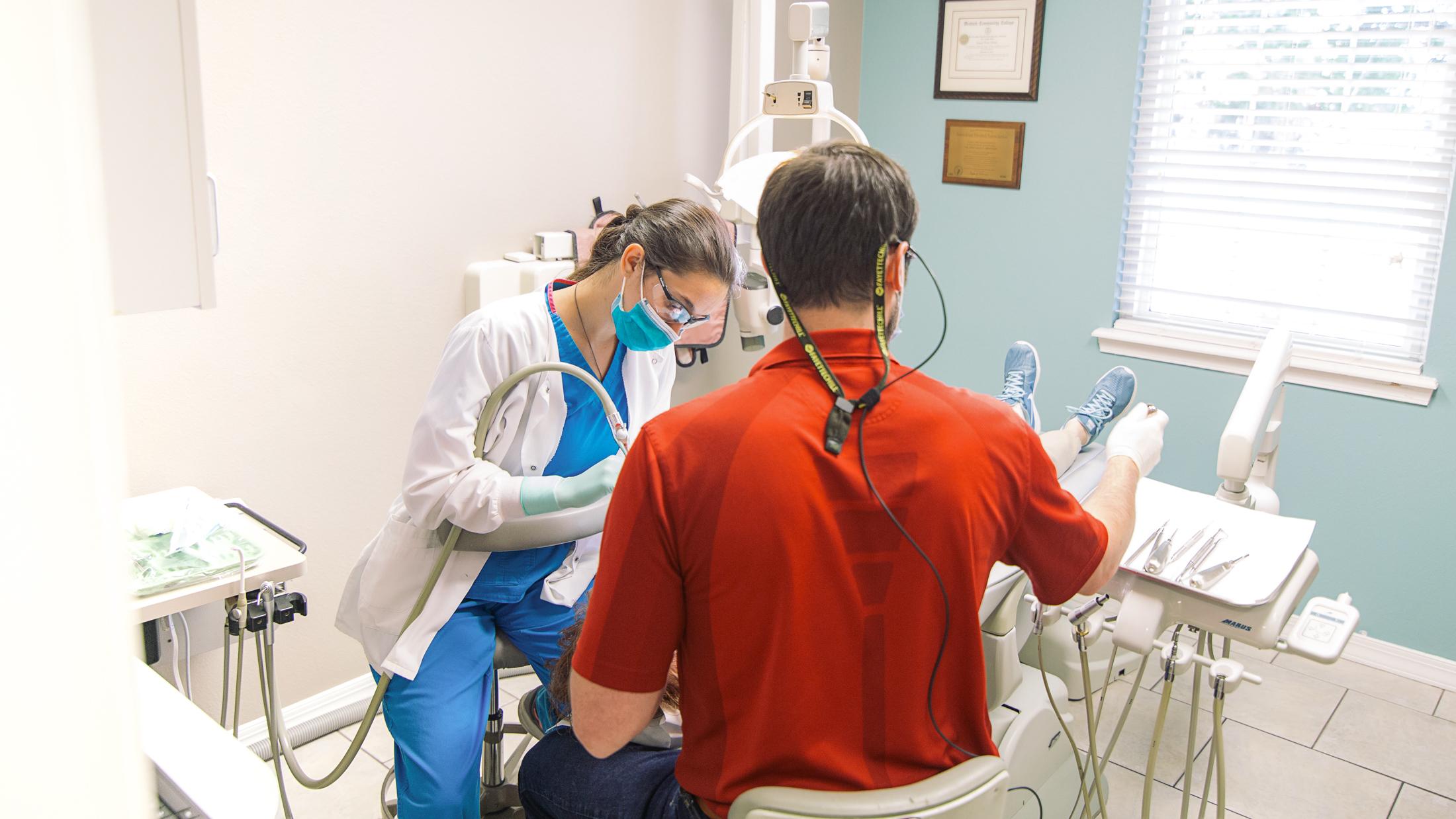 Fiser Family Dental Care Operatory