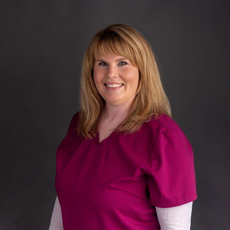 Christie McCormack, RDA, Front Desk